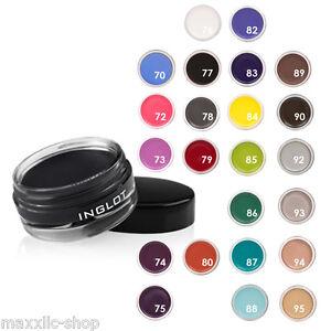INGLOT-Eyeliner-GEL-Women-Eye-Liner-Shadow-Makeup-Matte-Waterproof-DURALINE