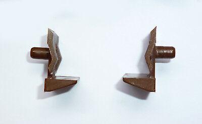 16 St Adam Hall 4982 Plastikfüße 85 x 33 x 43 mm Möbelfüße Gerätefüße Boxenfüße