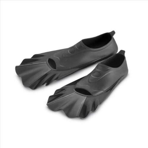 Pinnette corte nuoto n° 44-45 CORSPORT piscina pinne mare snorkeling allenamento