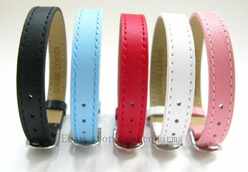 À faire soi-même Nom Bracelet Nouveau Charms Bracelet Fit Glisser lettre charms livraison gratuite