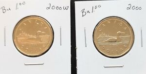 CANADA-LOONIE-2000-AND-2000W-FROM-R-C-M-SETS