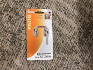 Defender Security U 9847 Patio Sliding Door Loop Lock ...