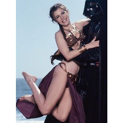 Carrie Fisher Nice 8x10 Photo Picture Celebrity Print
