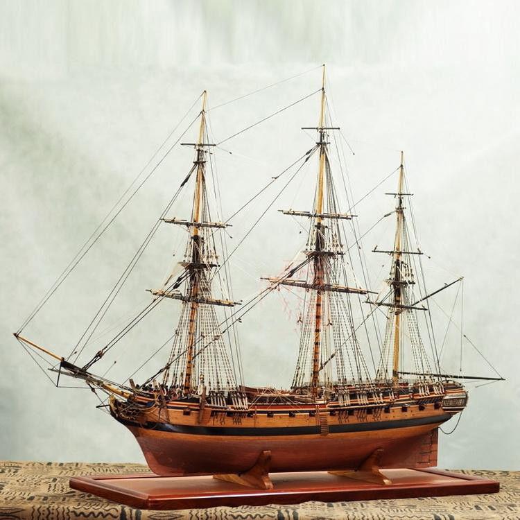 HMS Diana 1794 Scale 1 64 1180mm 46.4  Wooden Model Ship Kit