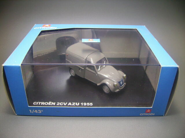 NOREV CITROEN 2 CV AZU 1955 02