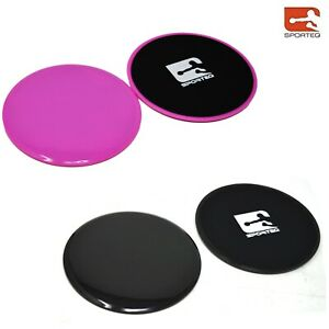 Sporteq-2-x-Core-Discs-Sliders-Triceps-Abs-Cardio-Workout-Yoga-Home-Gym-Fitness