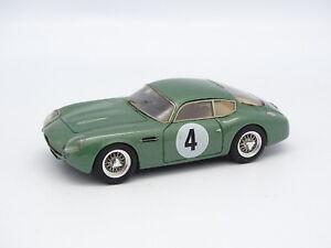 Provence Moulage Kit Monté Sb 1/43 - Aston Martin Db4 Gtz Zagato N°4