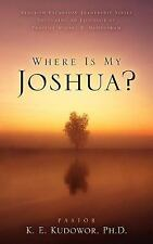 Where Is My Joshua? by Pastor K. E. Kudowor (2007, Paperback)