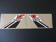 1984 YAMAHA YZ125/250 Gas Tank Decal Set AHRMA VINTAGE MOTOCROSS