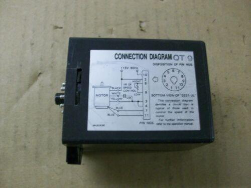ORIENTAL MOTOR   SS21-UL    CONTROL PACK
