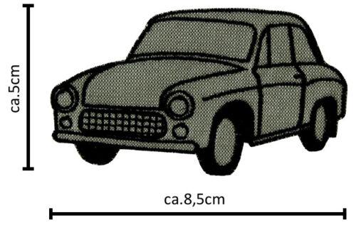 Auto Patches Aufbügler Aufnäher Abzeichen Bügelbild Aufnäherbild