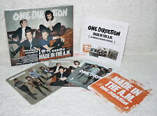 One Direction Made In The A.M. 2015 Taiwan CD w/BOX +4 stickers