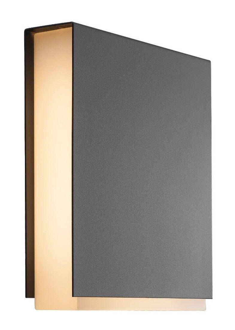 LED Lampada Esterno Lampada Parete 3 FLMG. ip54 Lampada da parete Nordlux Tamar clip 872263
