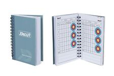 New Decut Archery Gift Pocket Sized Visual Score Book Record Keeping FITA