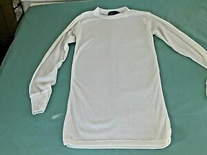 Made in USA Adult Mock turtleneck Long Sleeve T-shirt.100/% cotton.Size S to 3XL