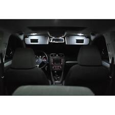 Nissan Qashqai J11 LED Innenraumbeleuchtung Innenbeleuchtung Set weiss Can-Bus L