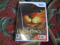 Puss In Boots (nintendo Wii, 2011)