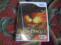 Puss In Boots (nintendo Wii, 2011)
