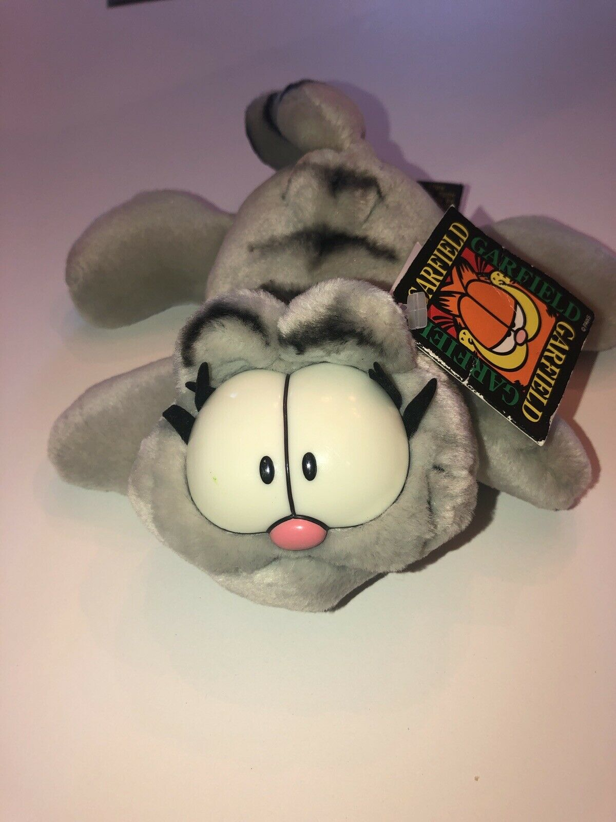 Garfield S Nemesis Nermal 6 Plush By Fine Toy Co Ltd W Tag For Sale Online