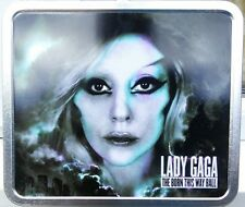 Lady Gaga - The Born This Way Ball Tour Tin Lunch Box With Thermos (NEW)