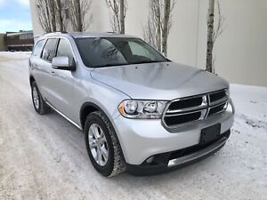2011 Dodge Durango Crew, 7 pass, AWD, V6