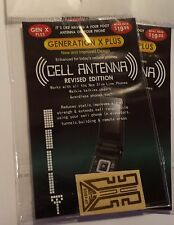2 Cell Phone Antenna Signal Booster Sprint: iPhone LG Sony Samsung Motorola HTC