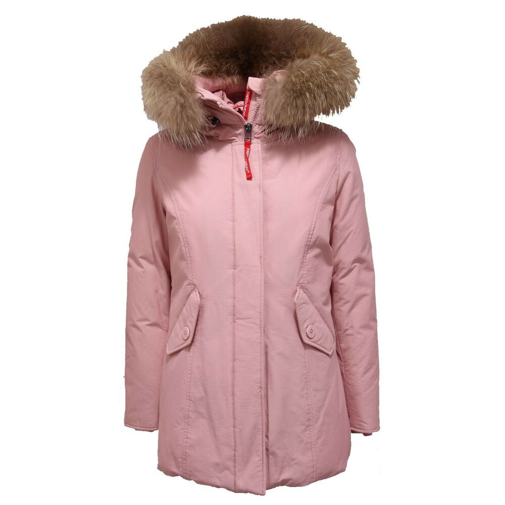 1476ac Giubbotto Donna Freedomday New Chamois Pink Jacket Women