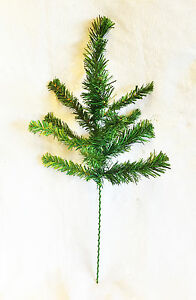 20-034-Pine-Spray-Christmas-Filler-Greenery-Silk-Wedding-Flowers-Centerpieces