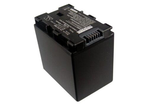 Li-ion batería Para Jvc Bn-vg138 gz-hm980 Bn-vg138eu Bn-vg138us Gz-hm880 Gz-e100