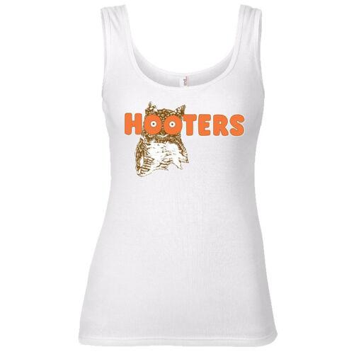 Bulk Buy Ladies Hooters Vest Top Printed Fancy Dress Night Women Girls