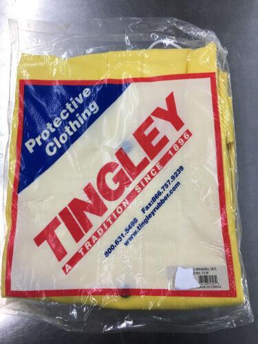 TINGLEY J31107 FR Rain Jacket with Hood Size Medium New