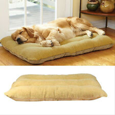 Pets Comfortable Nest Sleep Bed Soft Cushion Mat Pad Kennel House For Large Dog