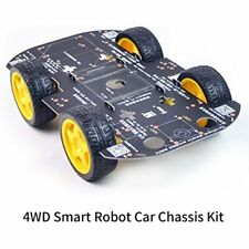 4wd Robot Chassis Kit With Tt Motor For Arduinoraspberry Pi Industrial