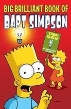 Simpsons (Harper): Big Brilliant Book of Bart Simpson by Matt Groening (2008, Paperback)
