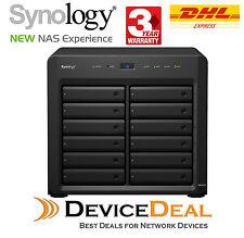 Synology DiskStation DS2415+ Diskless 12 Bay NAS - Intel Atom Quad Core 2.4 GHz