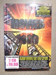 MOVIES-2000-36-BRANI-DA-COLONNE-SONORE-DI-FILM-2-CD-2008-NUOVO-E-SIGILLATO