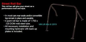 Ultimate-Street-Style-Roll-Bar-for-VW-New-Beetle-MK4-1998-2010-Bolt-in-style
