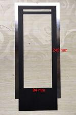 Film holder for Imacon/Hasselblad Flextight scanners, 94x245mm for 4x10 films.
