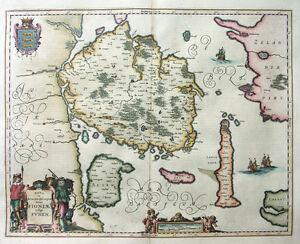 DANEMARK-NOVA-ACCURATA-FIONIAE-FVNEN-JANSSONIUS-1658