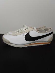 Details about Nike Cortez '72 Blue Ribbon Sports - White Black Orange Peel  CK9667-100