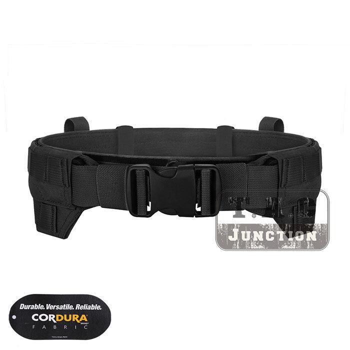 Emerson Modular  Rigger's Belt MRB MOLLE Lightweight Low Profile Tactical Belt BK  more order