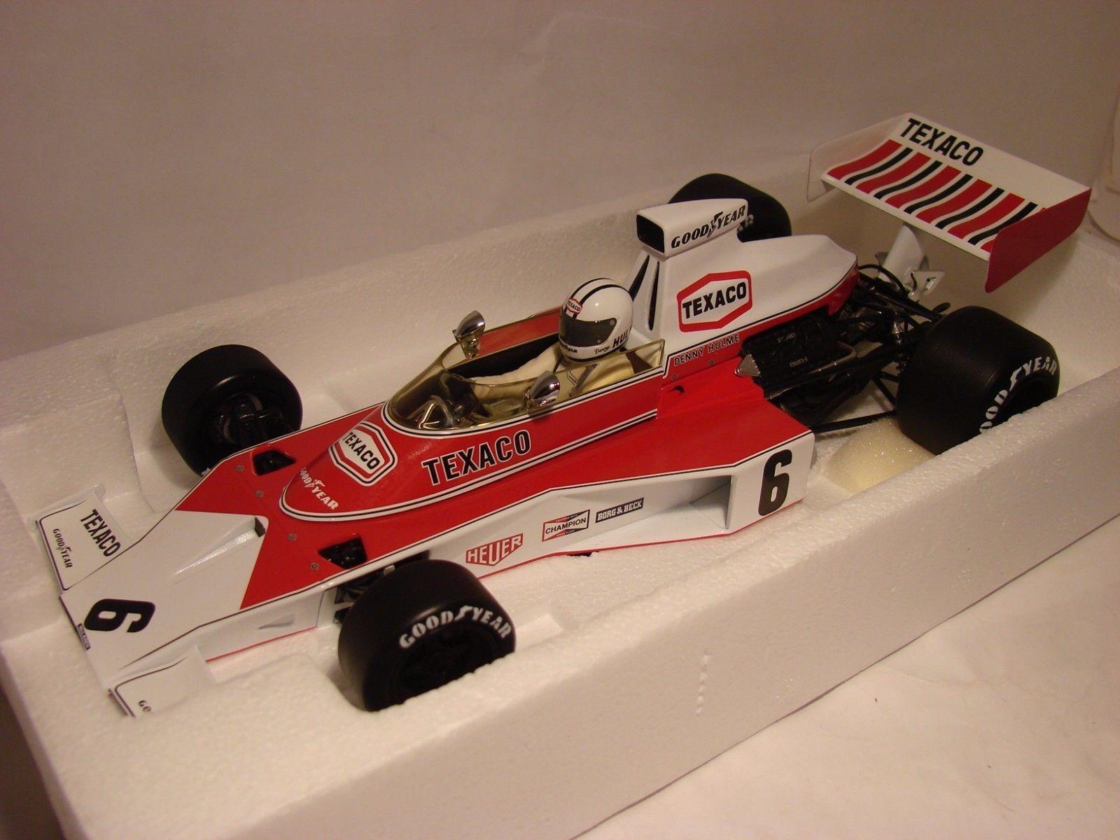 1 18 McLaren Ford M23, Denny Hulme, GP argentoinen 1974 new