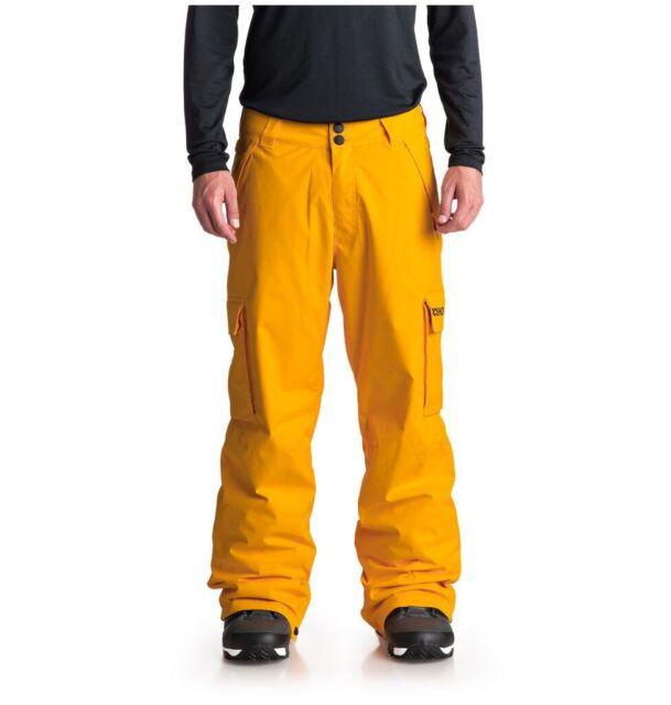 100% autenticato scelta migliore miglior prezzo Dc Banshee Sci/pantaloni da Snowboard M Golden Rosso