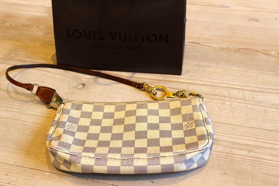 Festtaske, Louis Vuitton, damier