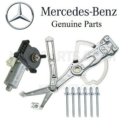 MERCEDES M-CLASS ML W163 1997/>05 FRONT LEFT SIDE WINDOW REGULATOR OE 1637201146
