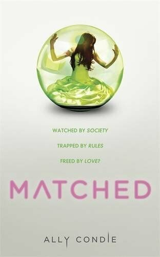 Matched By Ally Condie. 9780141333052