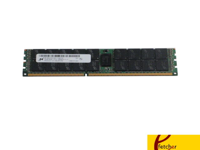 16GB Module Memory DDR3-1333MHz PC3-10600R ECC REG 1.35V for Dell PowerEdge M610