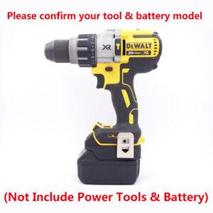 Details about Makita 18V Li-ion Battery Convert to Dewalt 18V/20V Power  Tools Batteries Adaper