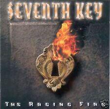 SEVENTH KEY-The Raging Fire                AOR CD