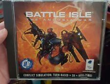 Battle Isle - The Andosia War -  PC GAME - FREE POST
